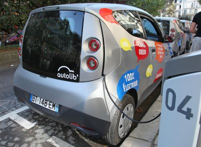 Study: Electric cars no greener than gasoline vehicles