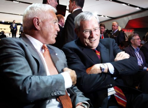 Bob Lutz brings his insights back to GM