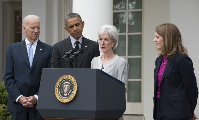 Kathleen Sebelius explains resignation, admits Obamacare launch was 'terribly flawed'