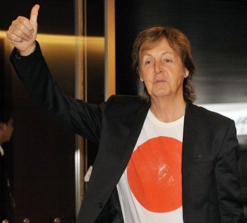 Paul McCartney postpones start of U.S. tour