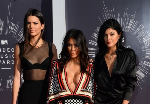 Kendall Jenner promotes Rock the Vote from Fashion Week in Europe