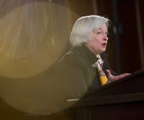 Yellen warns of potential dangers in equity market