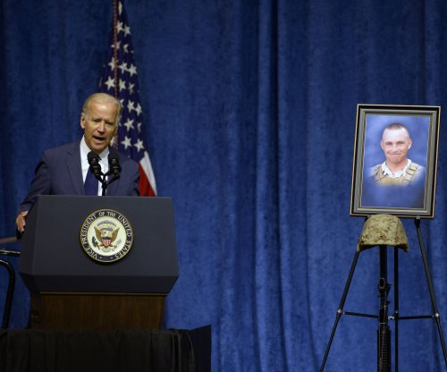 VP Joe Biden delivers touching remarks at Chattanooga remembrance event