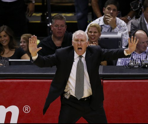 San Antonio Spurs' Gregg Popovich to coach West All-Stars