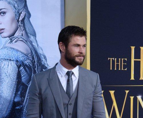 Chris Hemsworth is GQ Australia's Man of the Year