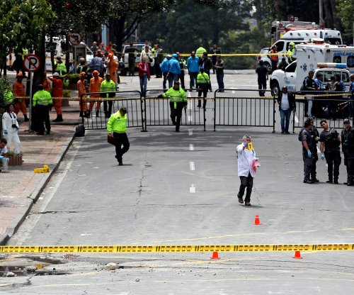 Bomb near Bogota bullring injures more than 30