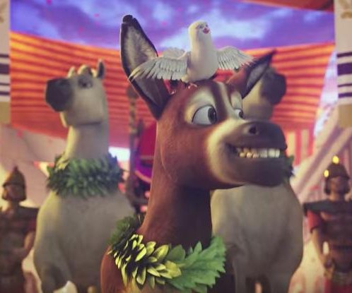 'The Star' trailer offers animated look at the first Christmas