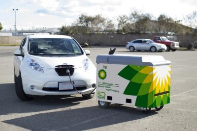 BP makes $5 million bet on electric vehicles