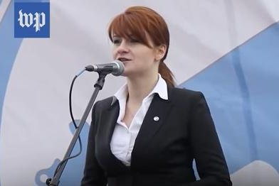 Russia demands U.S. release accused spy Maria Butina