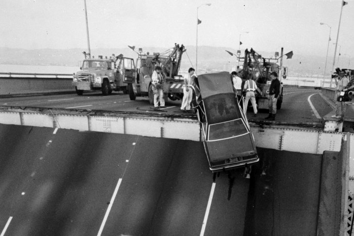 On This Day: Loma Prieta earthquake rattles California