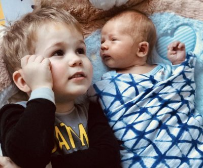 Dylan Dreyer says sons share 'incredible' bond