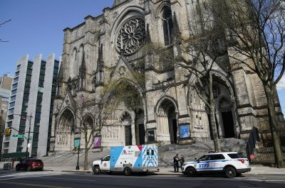 Police fatally shoot man who opened fire from NYC cathedral