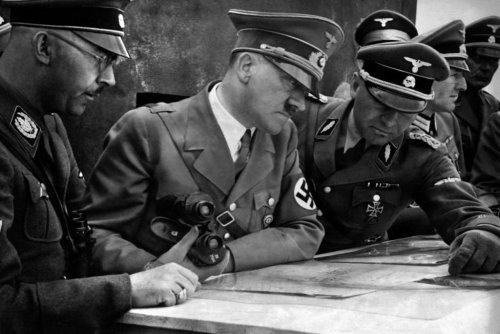 Hitler protected Jewish ex-commander