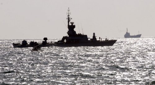 Israeli navy to get 2 German frigates to shield natural gas fields