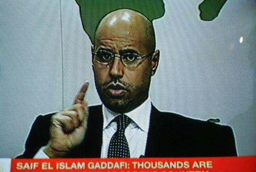 ICC pushes Libya for Saif al-Islam Gadhafi