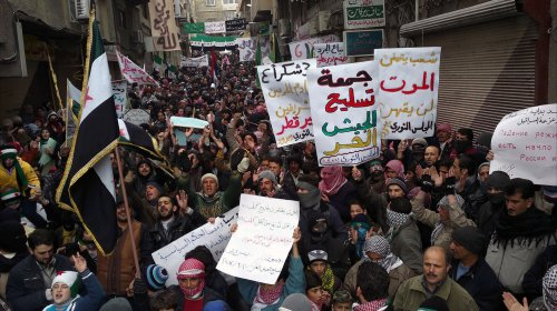 Hezbollah: Political solution for Syria