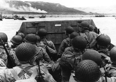 From the Archives: 70th anniversary of D-Day invasion
