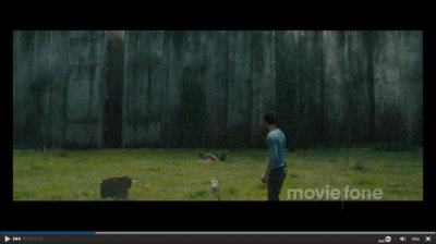 Dylan O'Brien stars in second trailer for 'The Maze Runner'