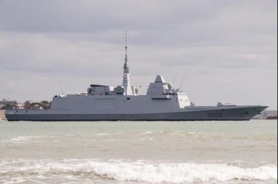 Third FREMM frigate delivered for French Navy