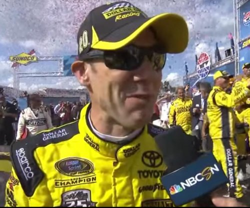 Matt Kenseth claims second win of year at New Hampshire 301
