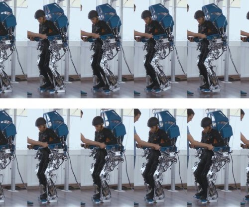 Brain machine helps paraplegic patients regain movement