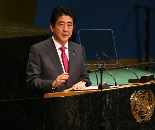 Japan's Shinzo Abe requests Iran's cooperation on North Korea