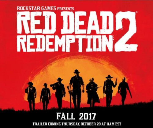 'Red Dead Redemption 2' first trailer explores new open-world
