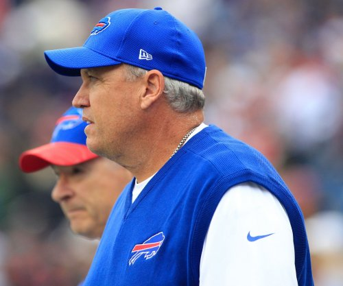 Rex Ryan's Buffalo Bills bullied at line of scrimmage by Miami Dolphins