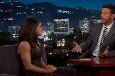 Jimmy Kimmel betting Laurie Hernandez wins 'DWTS'