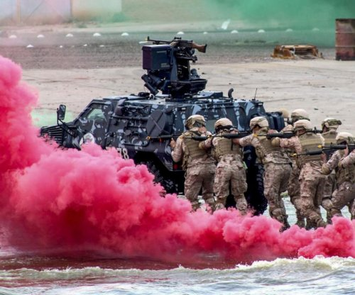 U.S., Middle East allied forces complete Eagle Resolve exercises