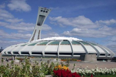 Montreal's Olympic Stadium turns into shelter for asylum seekers