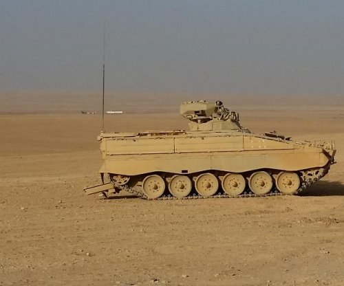 Rheinmetall upgrading Marder vehicles for Jordan delivery
