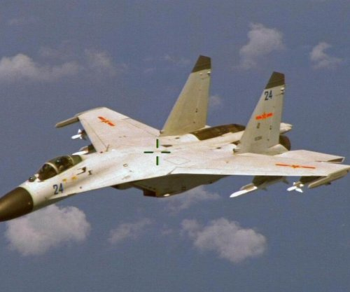 South Korea scrambles fighters in response to Chinese planes