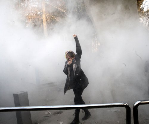 Iran protests: Two killed, government limits social media