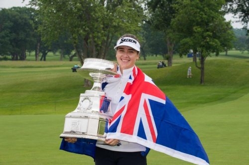 Hannah Green records first major title at Women's PGA Championship