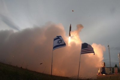 U.S., Israel conduct test of Arrow 3 anti-ballistic system in Alaska