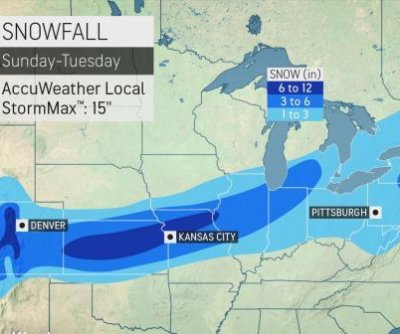 Wintry storm to unleash snow, ice, rain over 2,000-mile stretch of U.S.