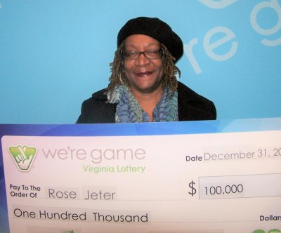 Virginia woman wins $100,000 using numbers from a dream