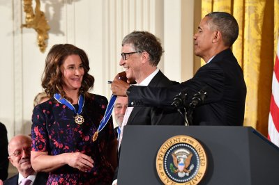 Bill and Melinda Gates announce divorce after 27-year marriage