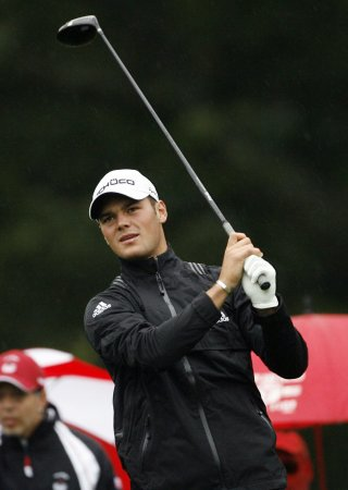 Kaymer takes 1-stroke lead at Abu Dhabi