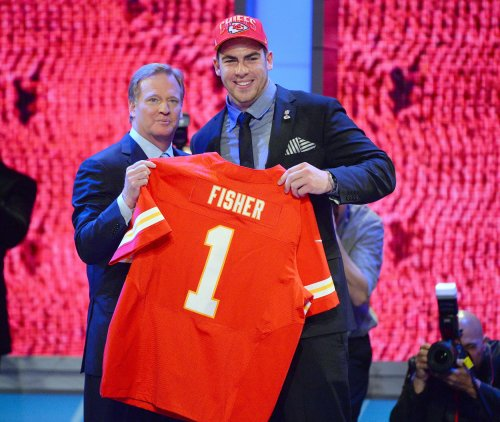 Linemen dominate early picks in NFL Draft