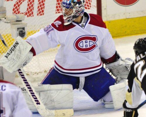 NHL: Montreal 3, San Jose 1