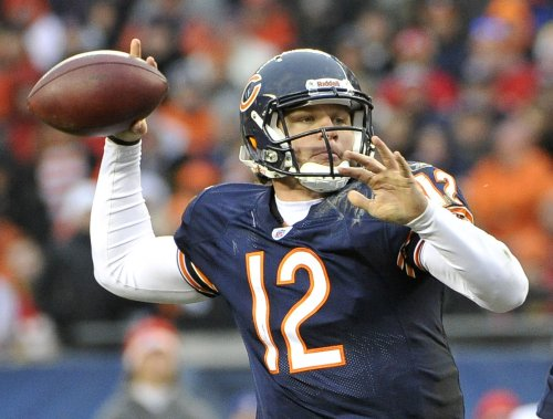 Angelo: No new QBs for Bears