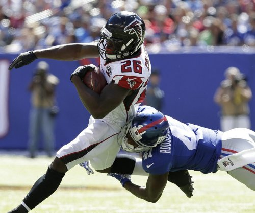 Falcons hope to get injured RB Coleman back this week