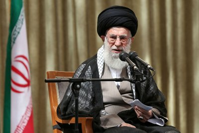 Iran's Khamenei warns against 'forbidden' U.S. negotiations