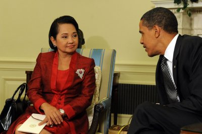 Charges against former Philippine President Arroyo dismissed