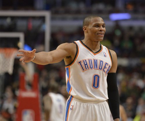 Russell Westbrook on Kevin Durant's 'selfless' quote: 'That's cute'