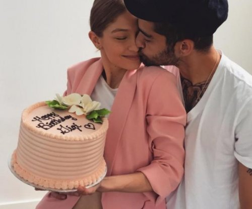 Gigi Hadid celebrates 22nd birthday with Zayn Malik