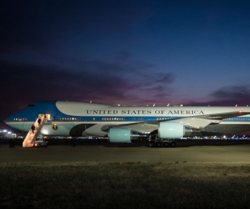 Mechanics caused $4M in damage to Air Force One in 2016