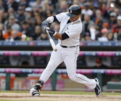 Detroit Tigers DH Victor Martinez headed to paternity list